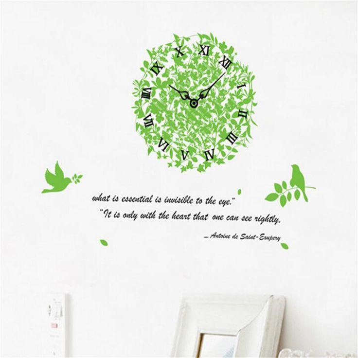 Best 25 Green wall stickers ideas on Pinterest Custom wall