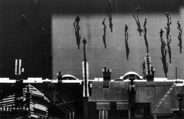 Gianni Berengo Gardin, Parigi, 1989