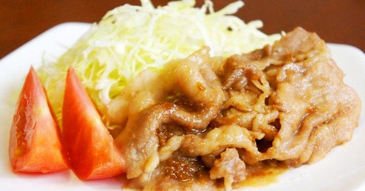 ✿✿✿話題入り生姜焼きレシピ✿✿✿カテゴリ掲載・つくれぽ感謝♪甘辛の生姜だれがお肉に絡まり、ガッツリご飯が食べられます!