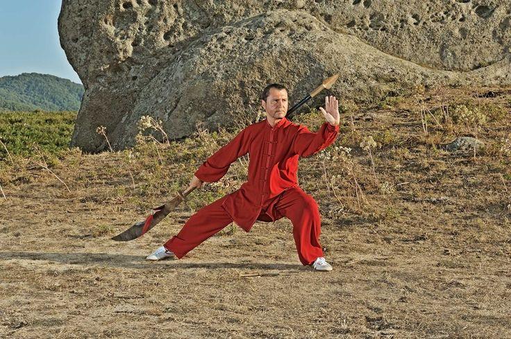 Chen Style Guan Dao