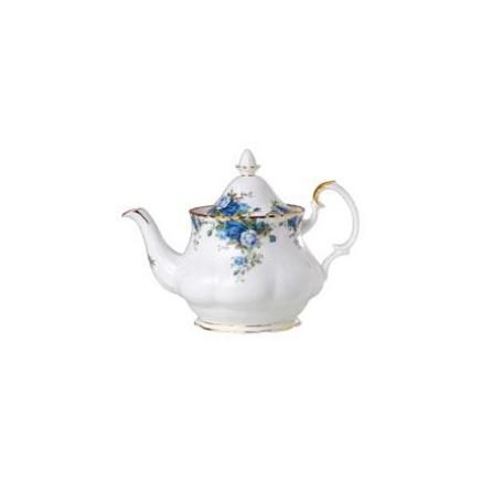 Royal Albert® Moonlight Rose Fine Bone China 6-cup Teapot