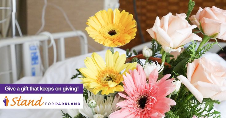 You only have one week left! Surprise your loved one this Valentine's Day with gift in their name to support Parkland patients all year-round!