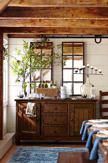Pottery Barn ofrece colecciones diseñadas por expertos, una amplia gama de muebles, accesorios y decoración para cada rincón de tu hogar.