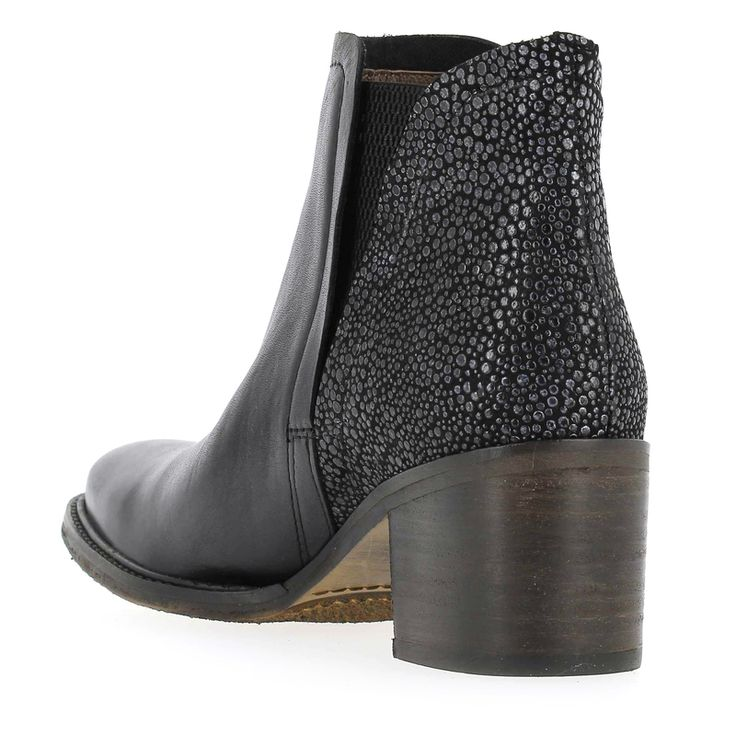 Chaussure Minka HAGAR Noir 4531101 pour Femme | JEF Chaussures