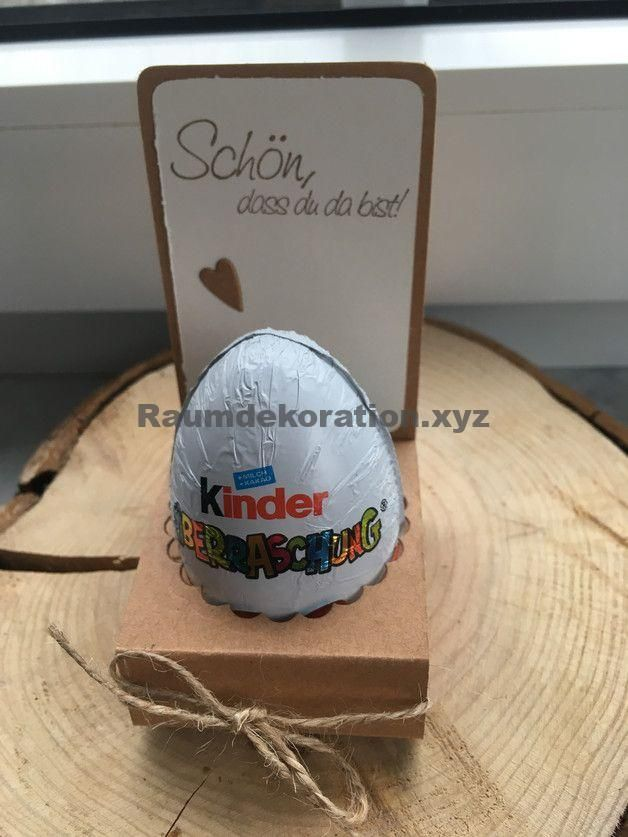 Table Decoration Wedding – ** Kinder- surprise egg holder as a gift ** ** Product ** The special   – Hochzeitsdeko