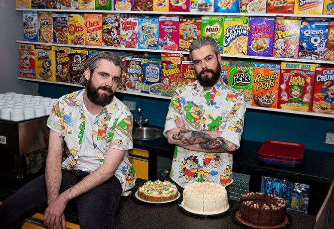 This London Cafe Serves Over 120 Types of Cereal, and It's Awesome