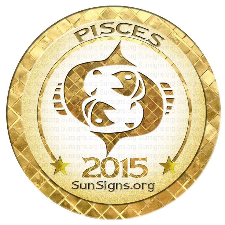 The Pisces 2015 horoscope forecasts that this will be a year of career struggles and family tension. But with the right attitude, the Pisces will be able to rise to the challenge.
