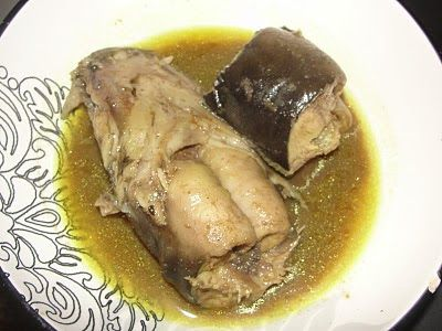 Ingredient 1 whole Cat Fish (cut and clean) 1 teaspoon spoon Pepper soup spice Mix ( makes life easier, ingredient below if you will like to make your own mix) 1 Tspn oil of choice 1 cube Maggi S...