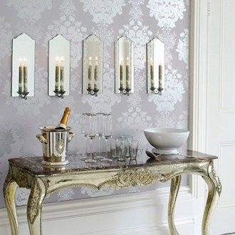 20 pretty and practical design ideas for decorating with mirrors