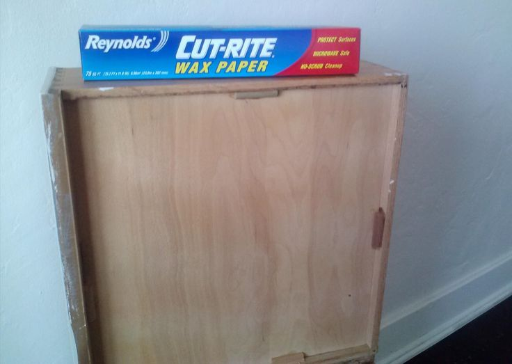 How To Make Dresser Drawers Slide Smoothly