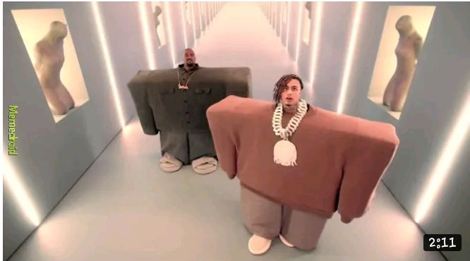 Roblox Rapper Simulator Meme Lil Pump Kanye West Adele Givens
