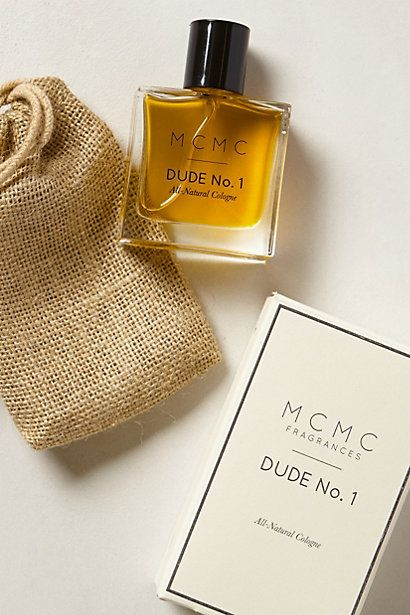 MCMC Natural Cologne  #anthropologie Yes Dude!
