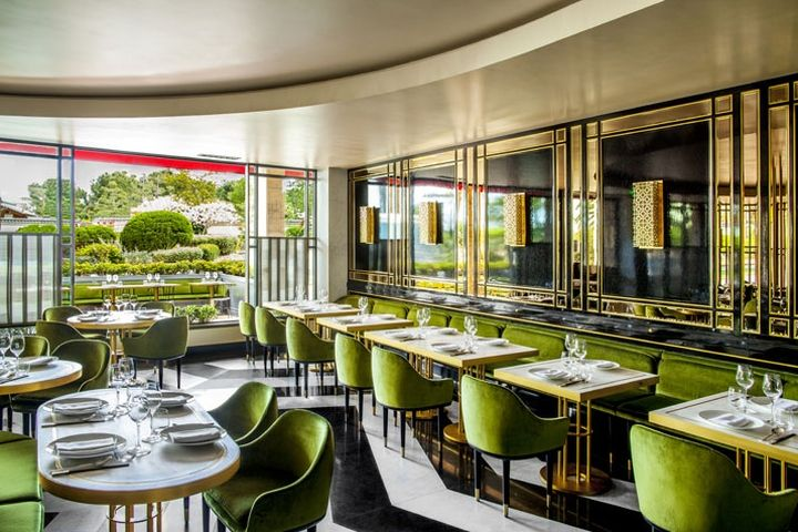 Роскошный ресторан китайской кухни Song Qi | Дизайн интерьера, декор, архитектура, стили и о многое-многое другое