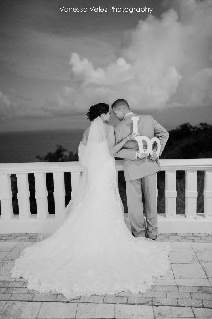 Destination Wedding in Puerto Rico. El Conquistador Resort  More beautiful Weddings in Puerto Rico at www.eventusbyzahira.com