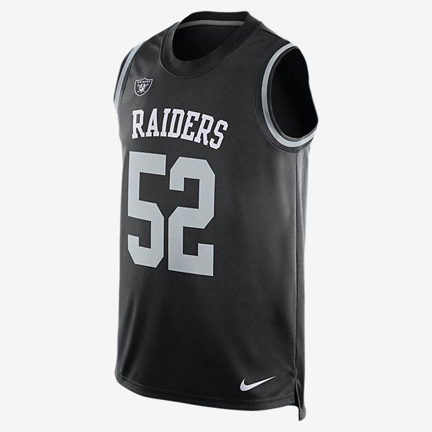Nike Player (NFL Raiders) Men's Tank Top
