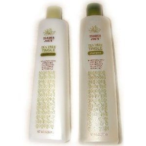 trader joes shampoo - trying this when my herbal essence it empty!