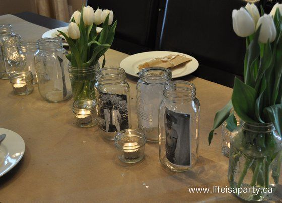 A favourite things 50th birthday party idea 39 s i like for 50 budget decorating ideas