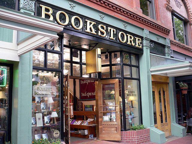 bookstore - boulder, colorado: Stores Front, Window Display, Favorite Places, Coff Shops, Front Doors, Books Stores, Retail Stores, Books Lovers, New Books