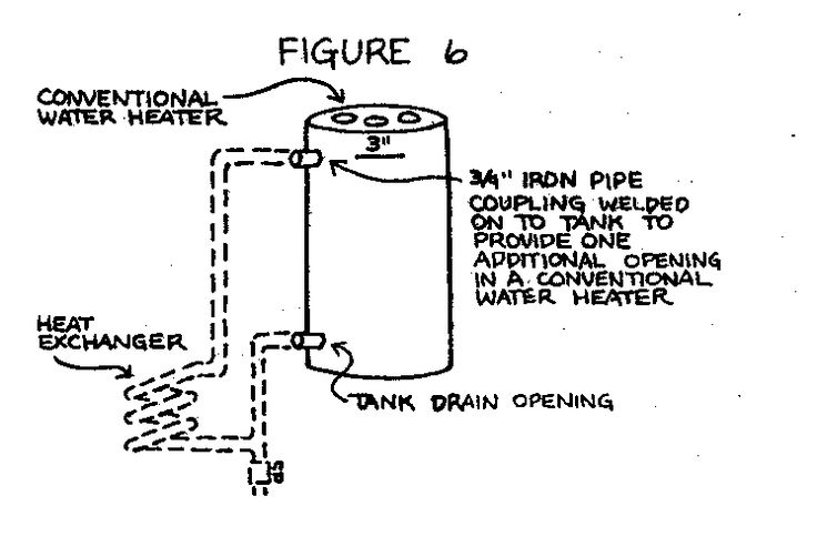wood stove hot water - Google Search