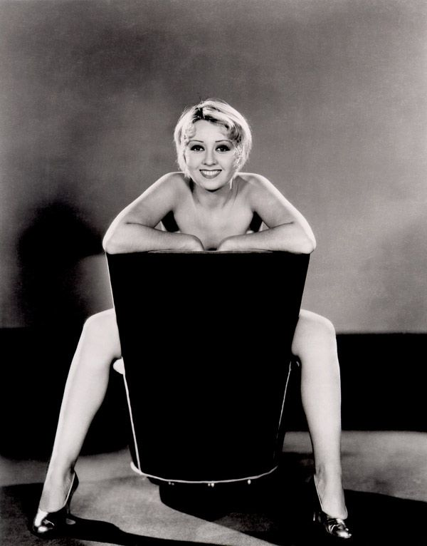 Hollywoods golden age nude photos