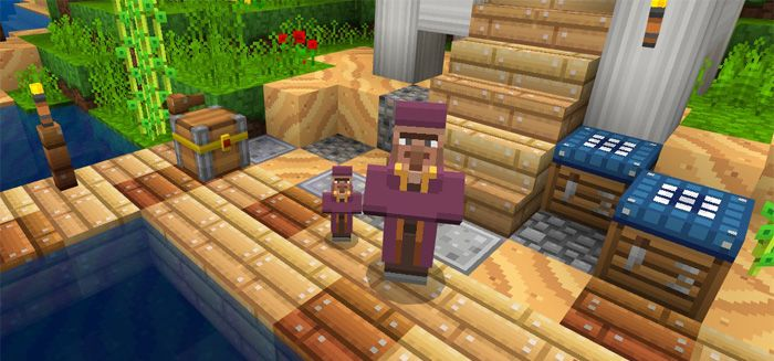 Enjoy a joyful and colorful world with Radiant Pixels Texture Pack [16×16]. Its original version is for PC, but now it is converted to Pocket Edition. A small downside of the pack is that it still has some missing textures. Founded by: Aurum_32 Ported by: Juliel        How to Install Radiant... https://mcpebox.com/radiant-pixels-texture-pack-16x16-minecraft-pe/