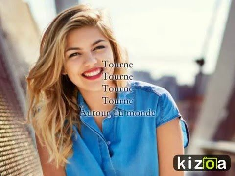 Louane -Tourne (paroles)