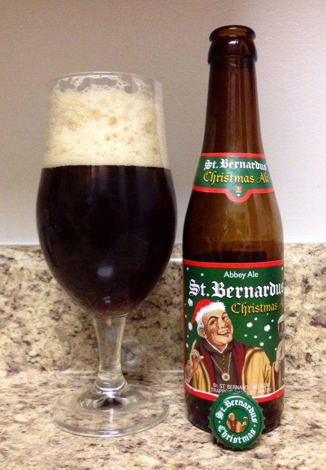 St Bernardus - Christmas Ale