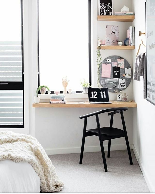 Teenager Workspace Inspo and Image Regram thanks to Michelle…