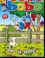 Proefabonnement: 3x Bobo € 9,95: Maak kennis met Bobo, het grootste kleuterblad. In ieder nummer weer feest met Bobo en zijn vriendjes. Nu 3 maanden voor 9,95! Het proefabonnement stopt automatisch.