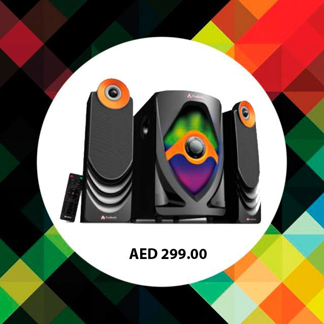 Audionic Rainbow R20. #Speakers #audionic #musicsystems #online #shopping #electronics #music #ChannelSpeakers