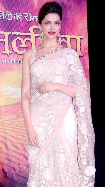 #Bollywood #Actress in #Sabyasachi #Outfit #deepika