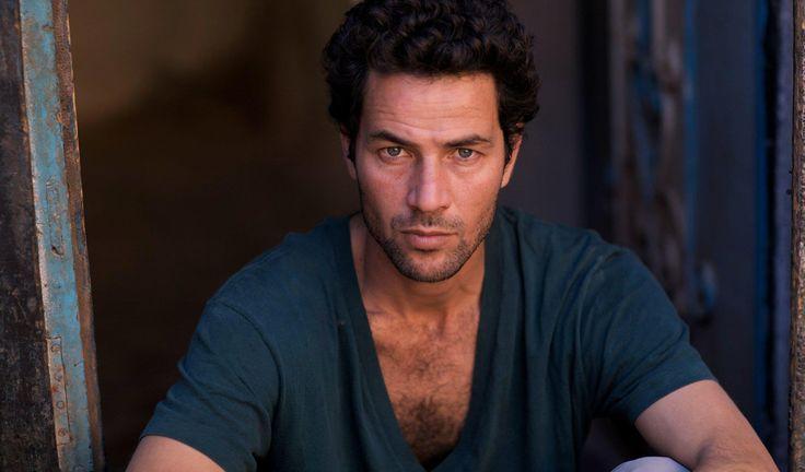 Cannes 2013 Salvo wins Critics Week - Actor Saleh Bakri's close up