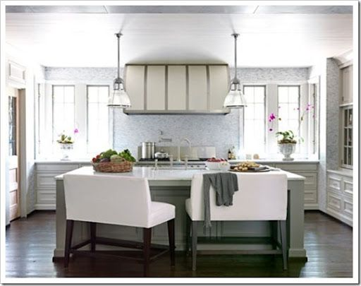 kitchen no upper cabinets -   bath design and tile   pinterest