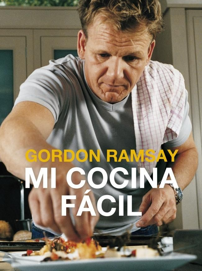 Libro Gordon Ramsey