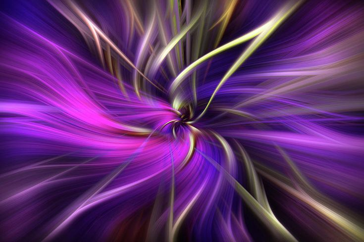 Amethyst Star. Mystery Of Colors  by Jenny Rainbow