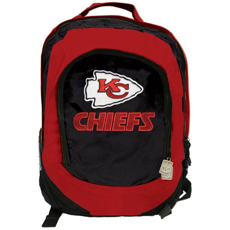Kansas City Chiefs - Logo Emb Cordura Backpack