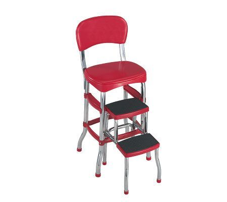 Cosco Chair Step Stool With Slide Out Steps Woodworking