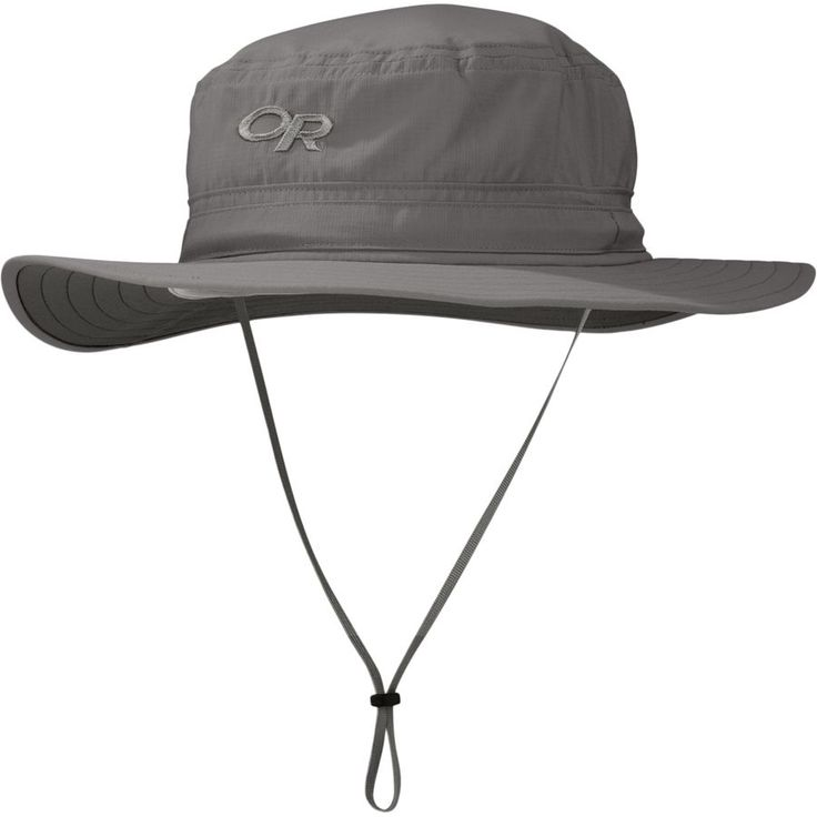 Outdoor Research - Helios Rain Hat - Pewter