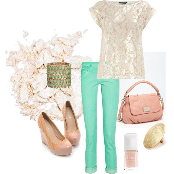 Sin título #4, created by susiherrera9 on Polyvore: Mint Obsession, Dreams Closet, Clothing Clothing, Outfits Ideas, Obsession Continuing, Fashion Trends, Fashionista 3, Ideal Wardrobes, Untitled