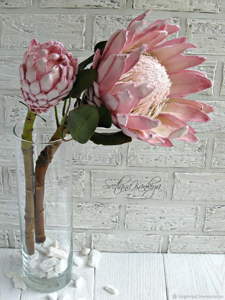 Букет, протея цветок купить новосибирск