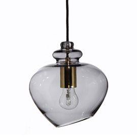 Heal's Grace Smoke Pendant Lamp