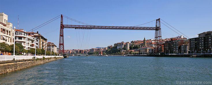 Bonus lors de ma visite à Bilbao : découverte de #Getxo avec son monumental Pont #Viscaya en métal et aussi ses plages urbaines. Je vous livre mon avis.  #Puente #Bizkaia #Nervion #Portugalete #Euskadi #Basque #Espagne #Spain #Espana