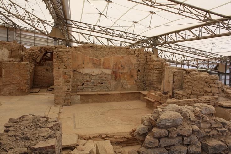 Ephesus,Turkey - Terrace Houses 5