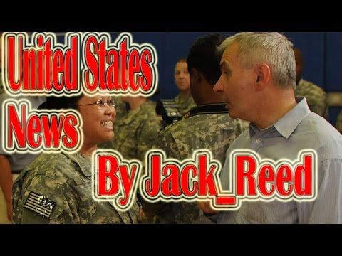 President Jack Reed News Today | United States 29 October 2016 | Jack Re...