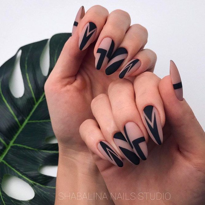 Fresh Designs To Enhance Your Almond Nails Naildesignsjournal Cute Spring Nails Trendy Nails Nail Designs Spring