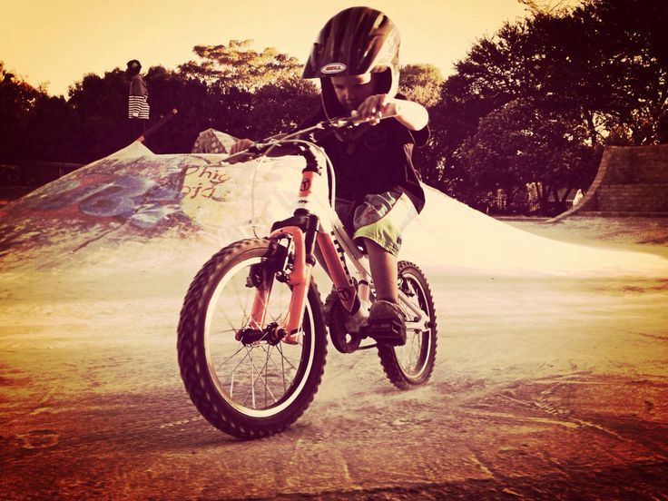 Ride Hard!