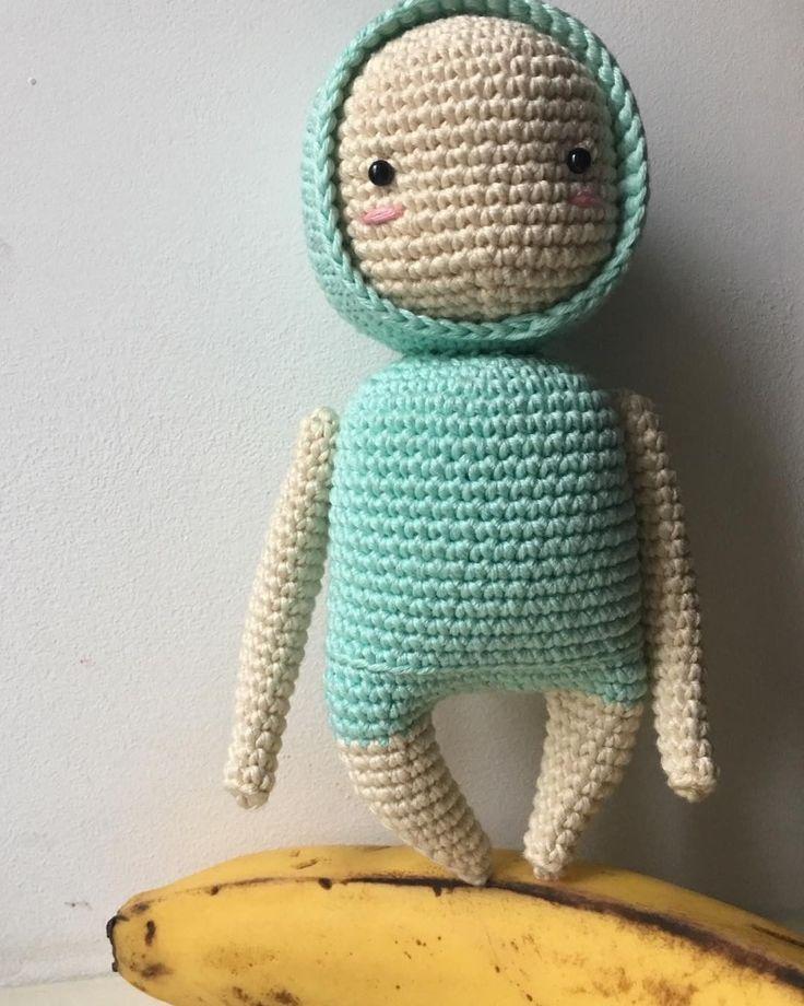 20 отметок «Нравится», 2 комментариев — Verushka Dolls (@verushka_dolls) в Instagram: «Да, странный. А кто не странный? #amigurumi #crochettoy #crochetdoll»