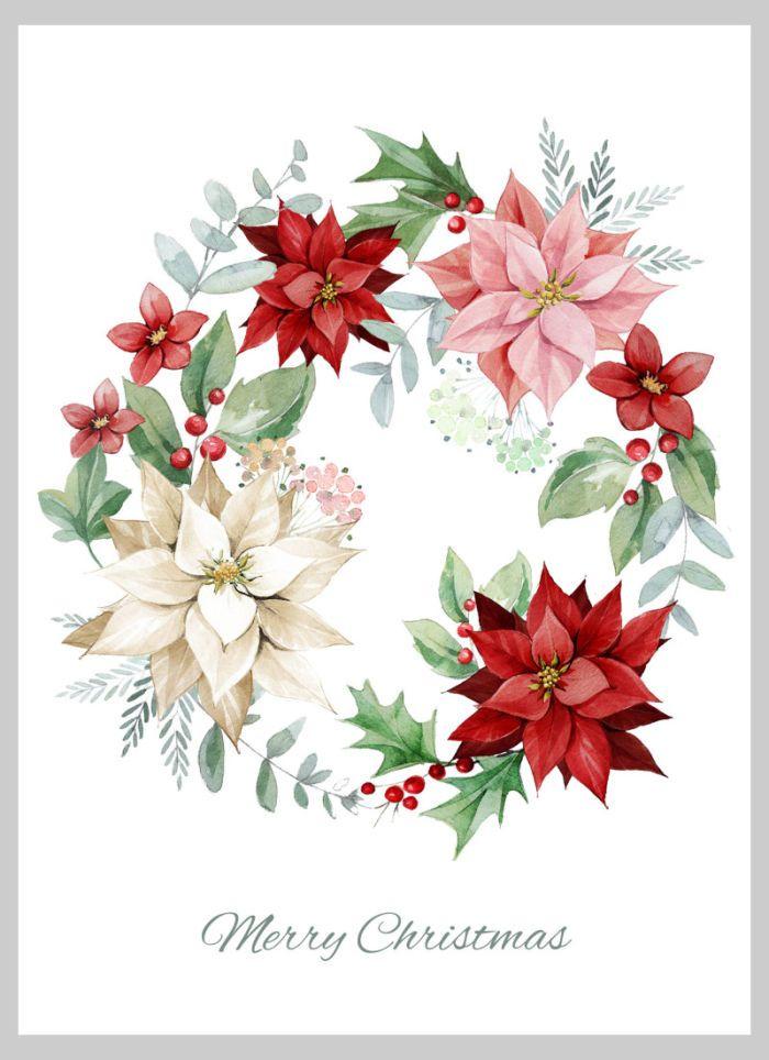 Victoria Nelson - Xmas Botanical 1 Copy