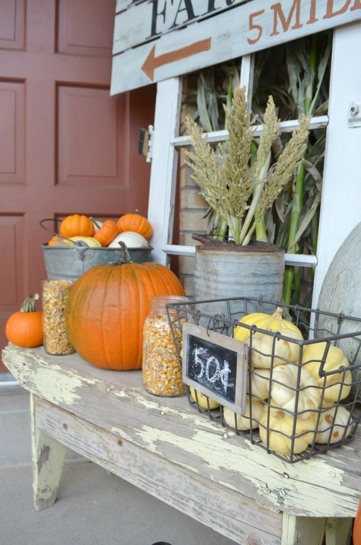 701 Best Fall Decor Images On Pinterest Fall Home Decor D Cor Ideas And Autumn Decorating