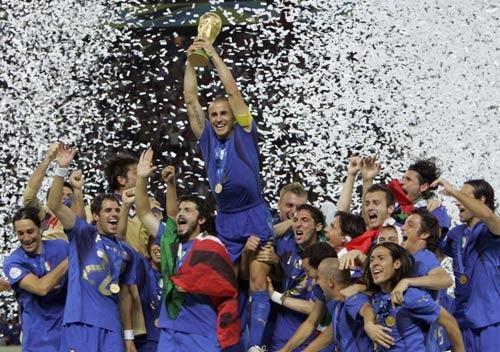 Italy,2006 FIFA World Cup Germany.@Jorge Martinez Martinez Cavalcante (JORGENCA)